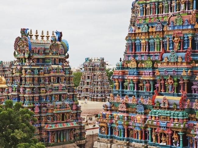 Sur de India y Sri Lanka